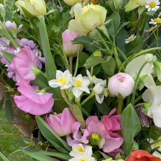 Agnes   Easter bouquet   April