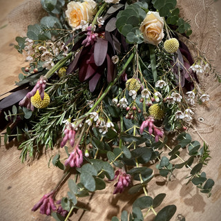 Australia bouquet   January