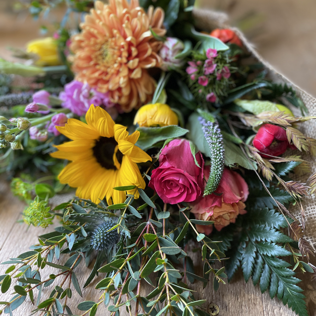 Happiness bouquet | February