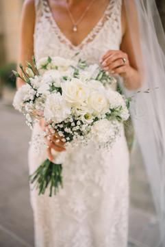 Idina and Crispin's wedding   July 2020