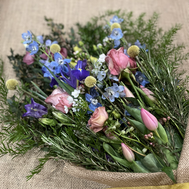Serenity bouquet | January