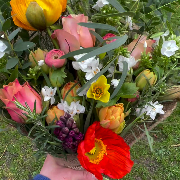 Imogen bouquet | Mother's Day | March