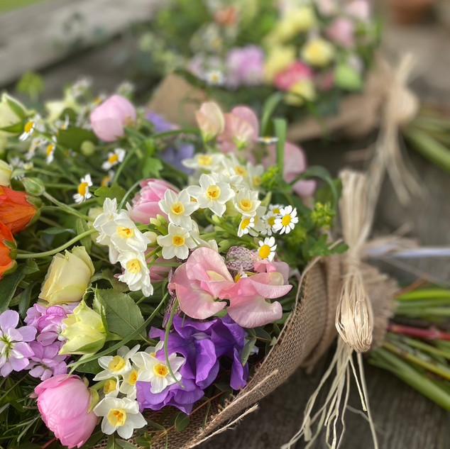 Agnes | Easter bouquet | April