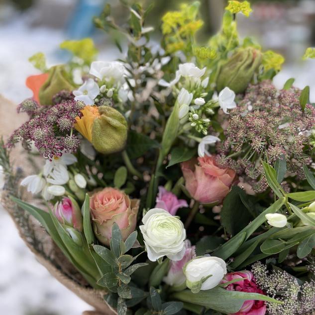 Victoria bouquet | Valentine's Day | February