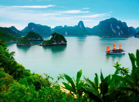 Вьетнам, 10 мая на 14 ночей,36 511 руб. на двоих