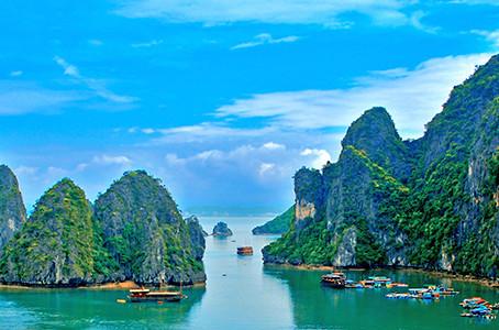 Вьетнам, вылет 18.05 на 11 ночей от 28 035, 21.05 от 59 670