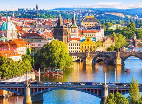 В Прагу на выходные 07.06 на 3 ночи, 35 565 на двоих