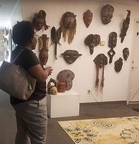 african art display 1.JPG