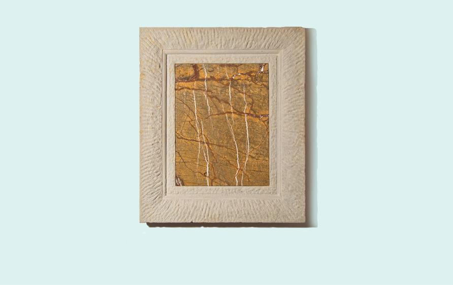 Sandstein,_Kalkstein_gebürstet
