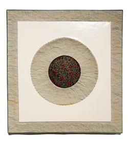weißfläche+textil rund