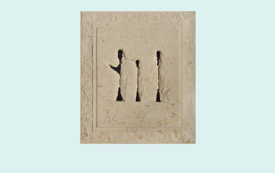 _, Wandrelief, Sandstein