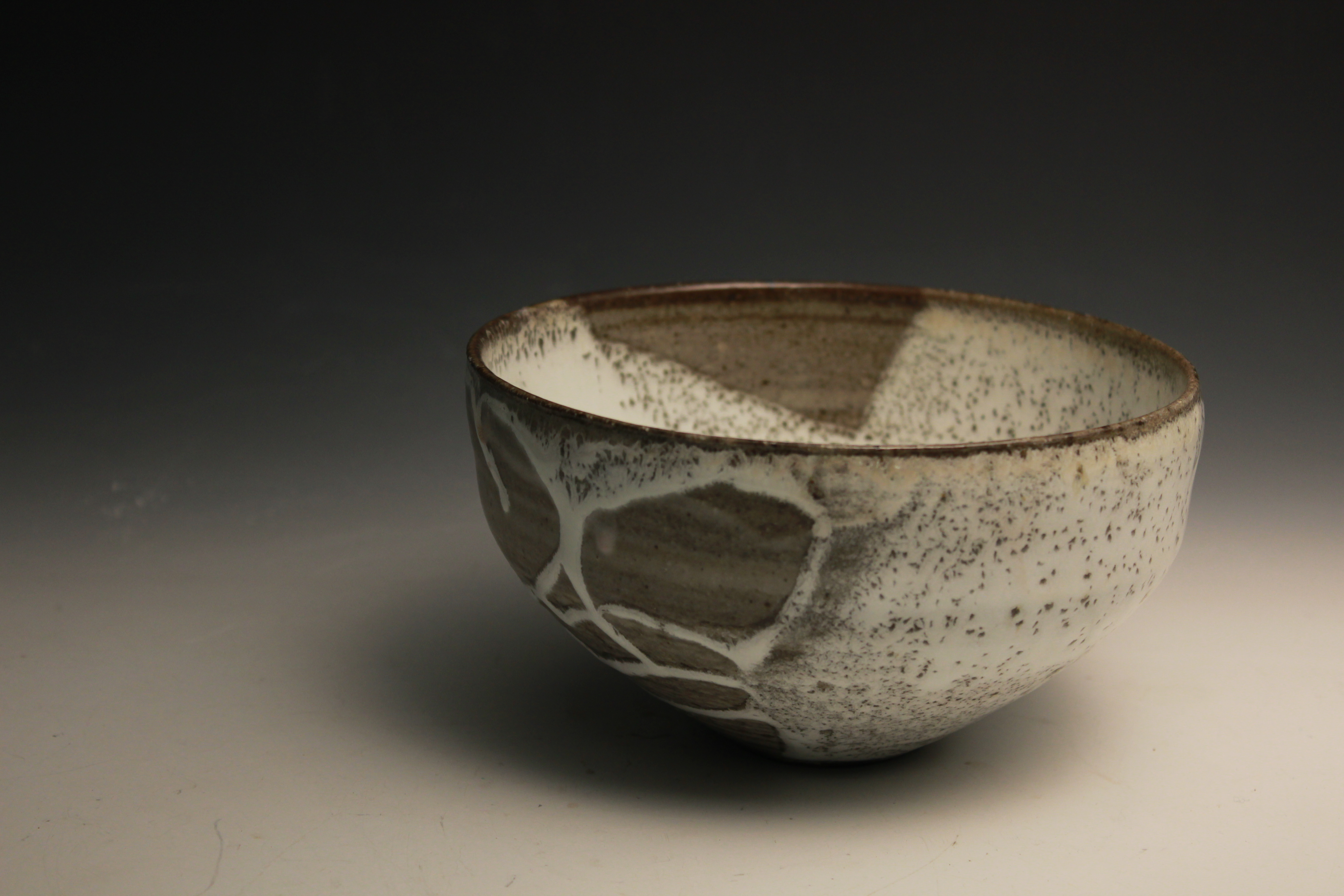 Agateware (red and black stoneware)