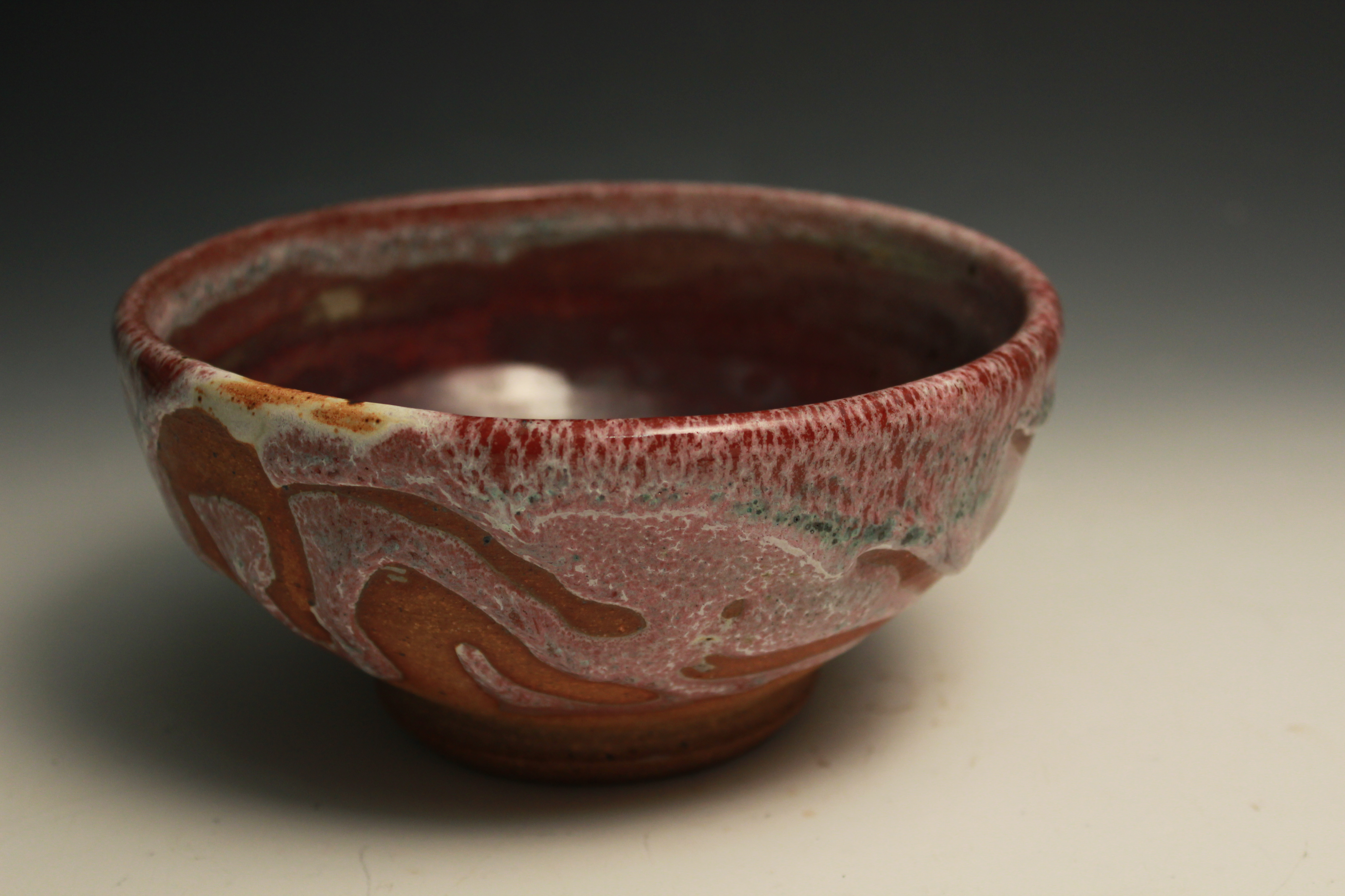 Red stoneware
