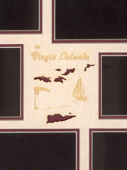 Virgin Islands Mat