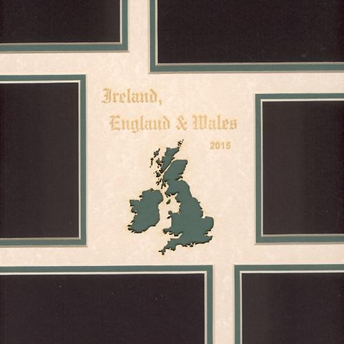 Ireland, England & Wales Mat