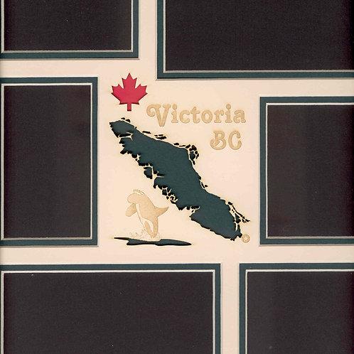 Victoria BC Mat