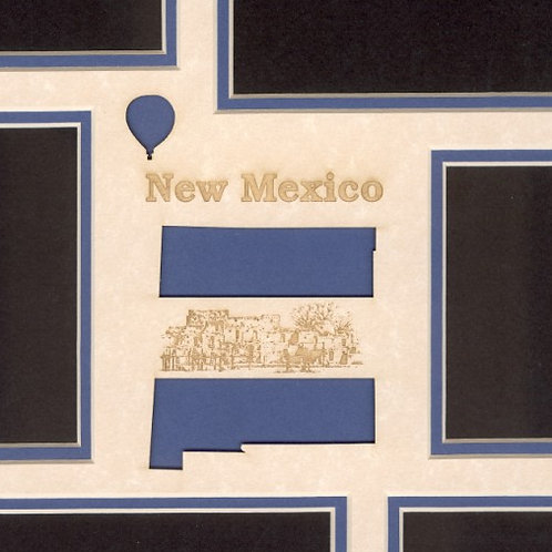 New Mexico Mat