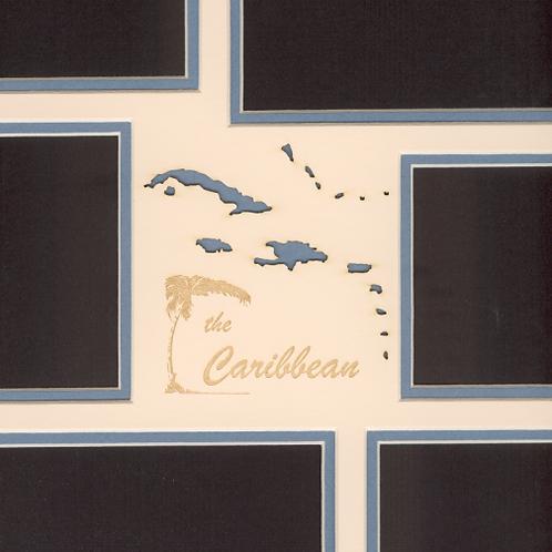 Caribbean Mat