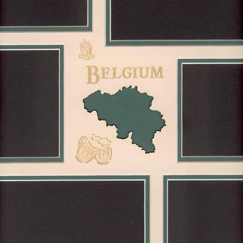 Belgium Mat