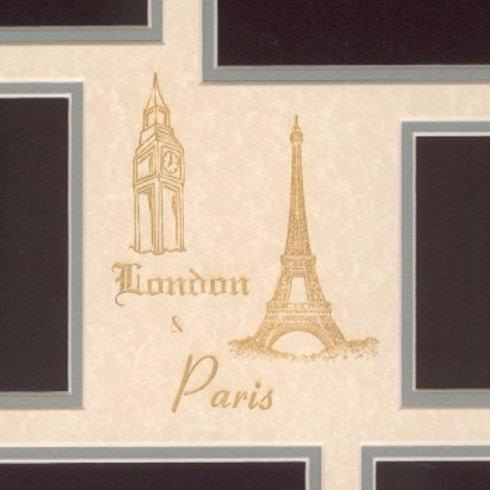 London & Paris Mat