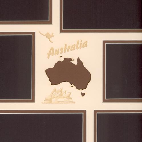 Australia Mat