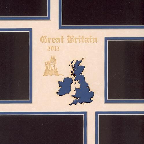 Great Britain Mat