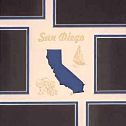San Diego Mat