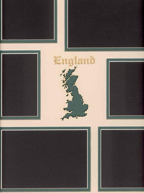England Mat
