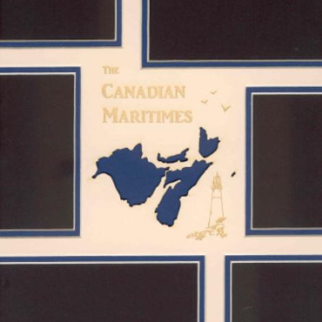 Canadian Maritimes Mat