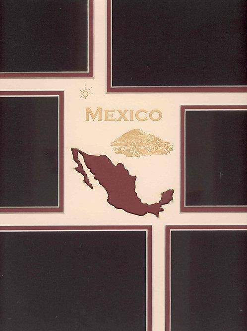 Mexico Mat