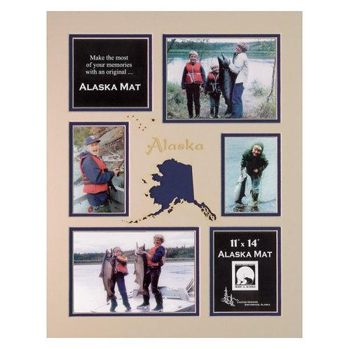 "11""x14"" Alaska Mat, Portrait"