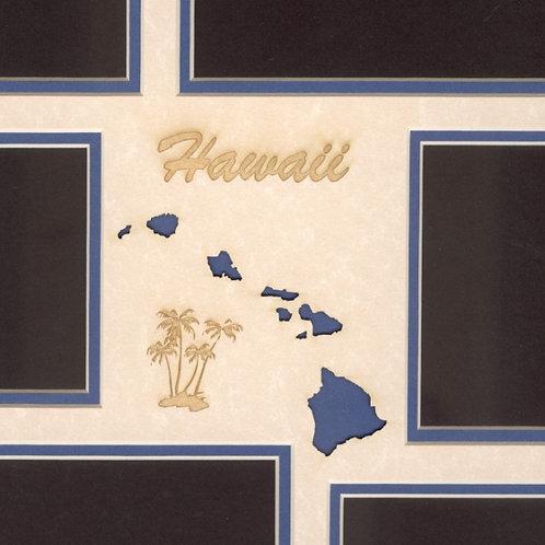 """11""""x14"""" Hawaii Mat"""