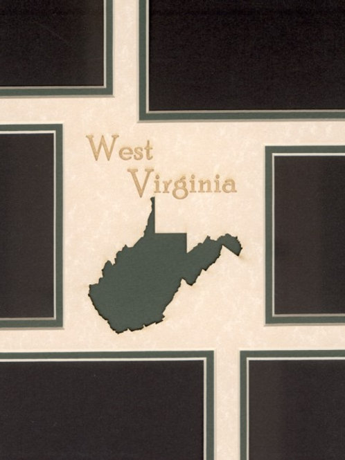 West Virginia Mat