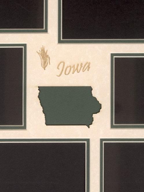 Iowa Mat