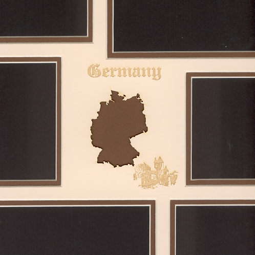 Germany Mat
