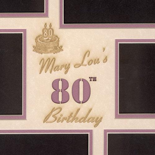 Birthday Mats