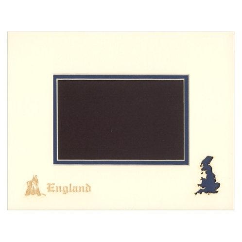 England Memories Mat