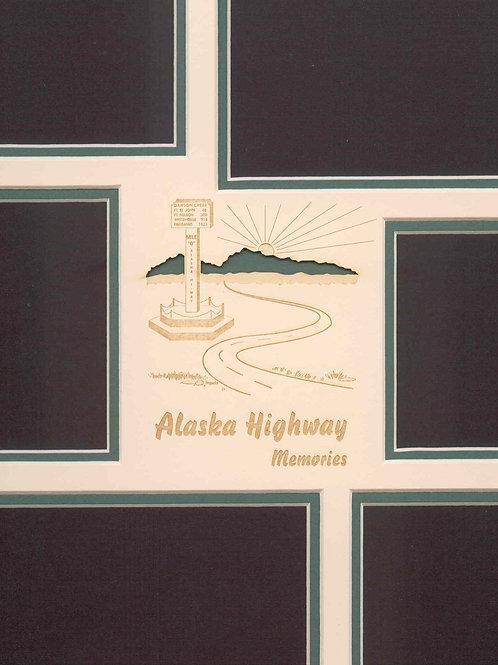 Alaska Highway Mat