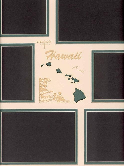 "Hawaii ""Classic"" Mat"
