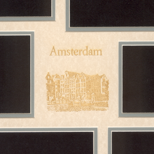 Amsterdam Mat
