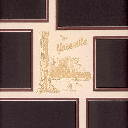 Yosemite Mat, El Capitan