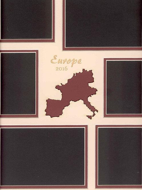 Europe Mat