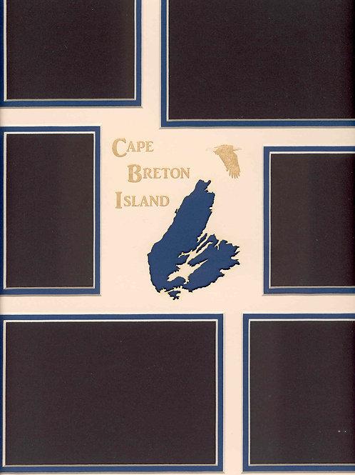 Cape Breton Island Mat