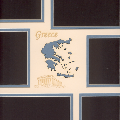 Greece Mat