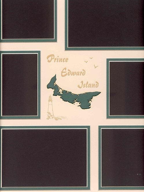Prince Edward Island Mat