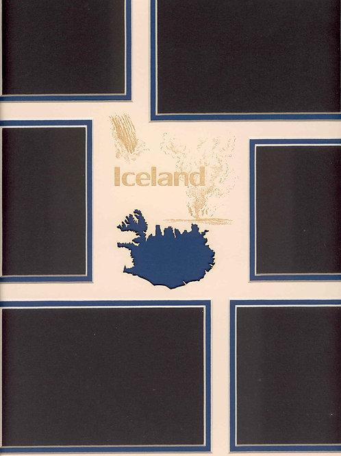 Iceland Mat