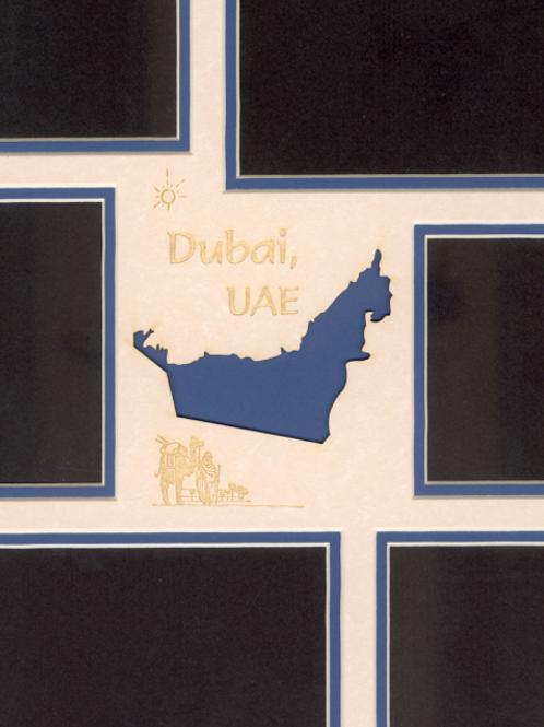 Dubai Mat