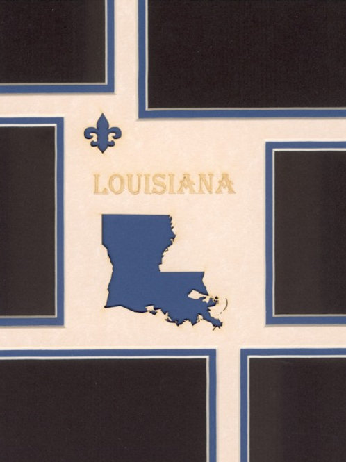 Louisiana Mat