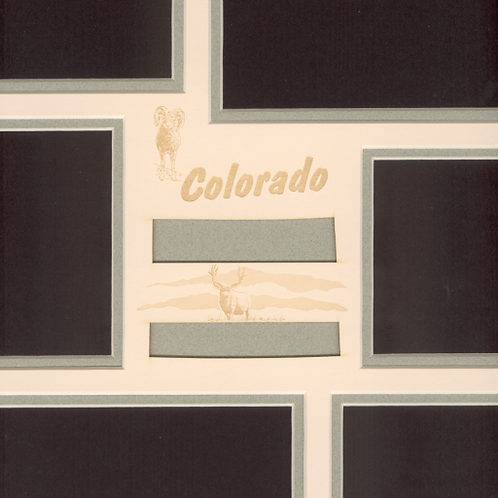 Colorado Mat