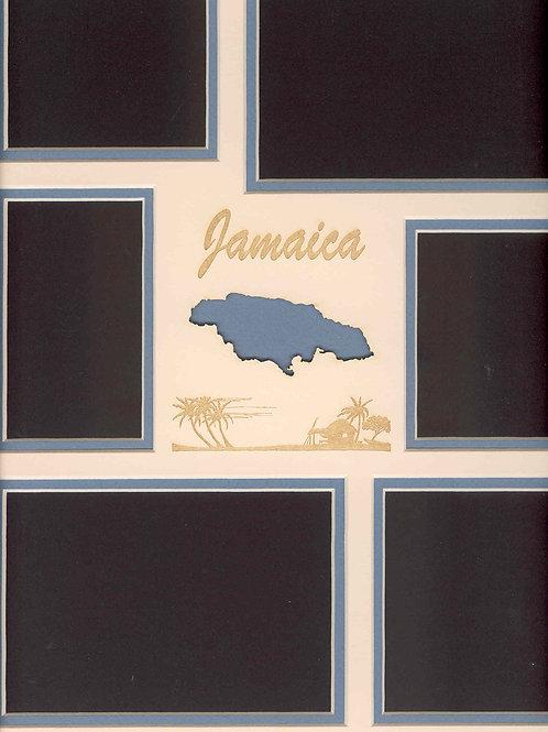 Jamaica Mat